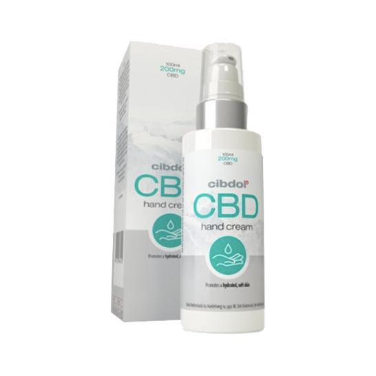Cibdol CBD Hand Cream