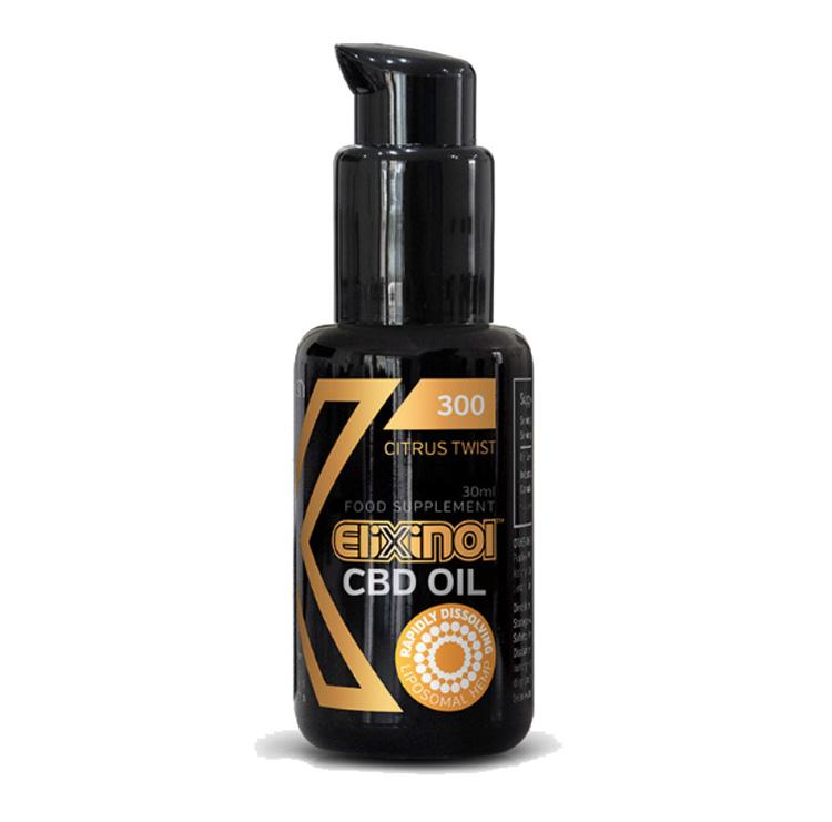 Elixinol CBD Liposome Oil Review