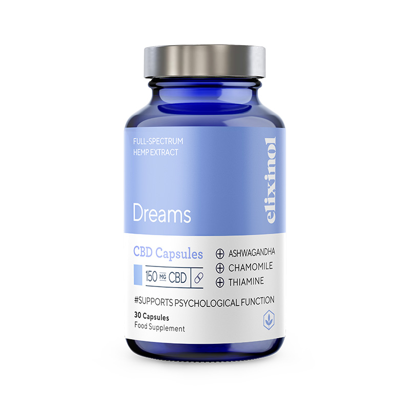 Dreams CBD Capsules