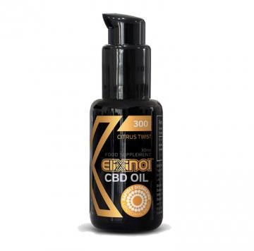 Elixinol CBD Oil with Liposomes