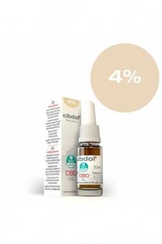Cibdol 4% Pure Medical Grade CBD Oil